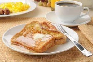 Men's Breakfast Saturday 17th November